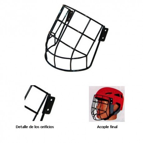 Casco Rejilla Polo Waterline