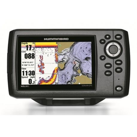 Humminbird Sonda GPS Helix 5