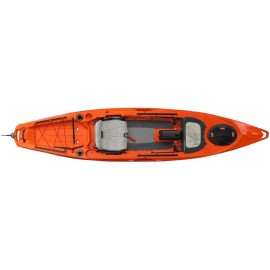 Kayak Lure 13.5 timón Feelfree