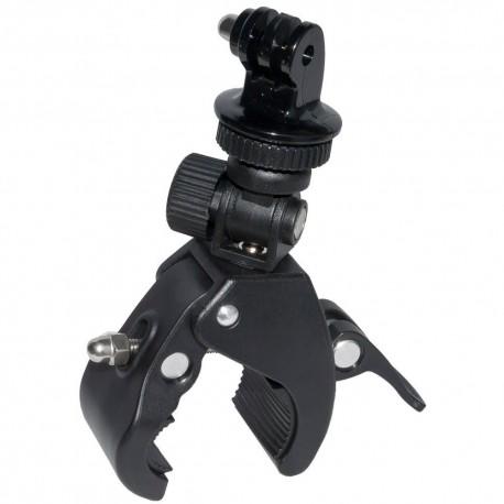 Soporte Barra tubular con adaptador para GoPro de Action Outdoor