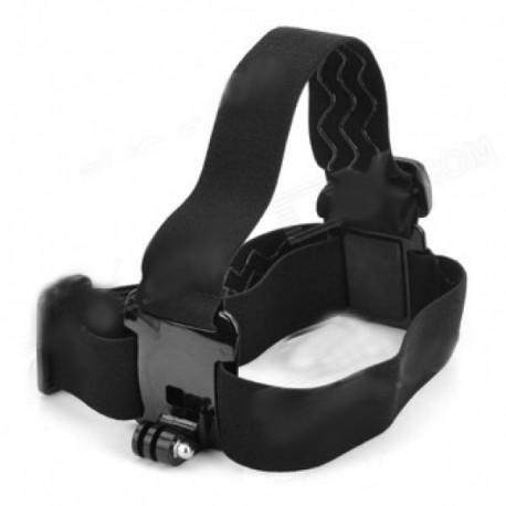 Frontal elástico para cabeza o casco de Action Outdoor