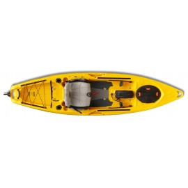 Kayak Lure 11.5 timón Feelfree