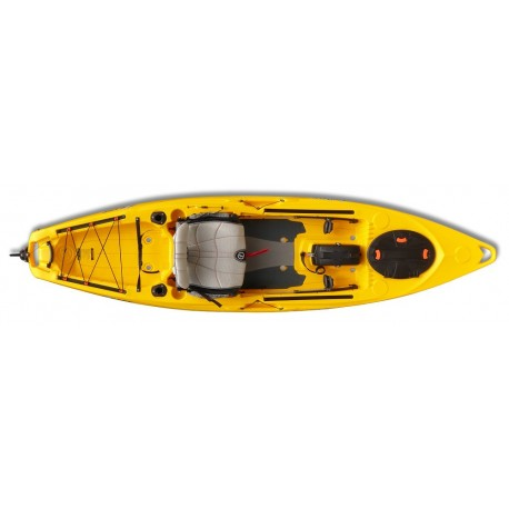 Kayak Lure 11.5 timón Feelfree