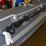 Fusil con G-Hold 35 de Railblaza