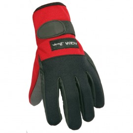 Guantes Red Stuff Aqua Design - discontinuo