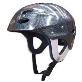 Casco Vibe Carbon Aqua Design