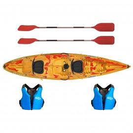 Pack kayak Paradise II Islander