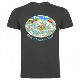 Camiseta M/C Babita Ácida