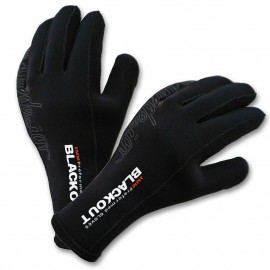 Guantes Blackout Aqua Design - discontinuo