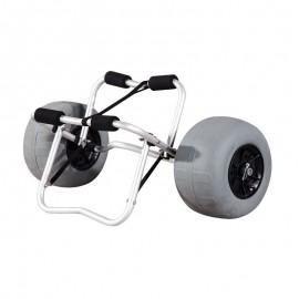 Carro ruedas de globo