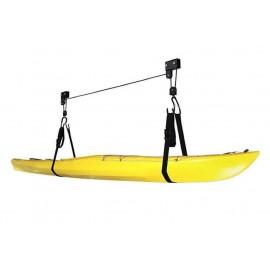 Soporte de kayak para techo