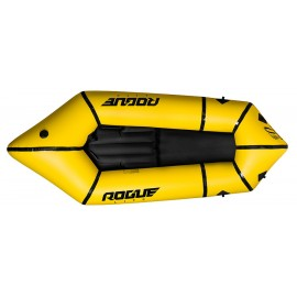 Packraft Nirvana Spraydeck Kokopelli
