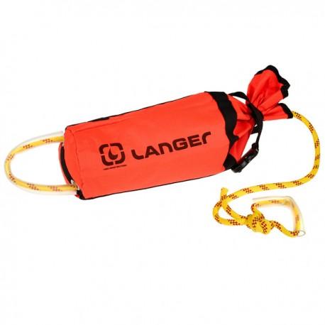 Cuerda rescate 20m Langer