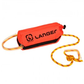 Cuerda rescate 14m Langer