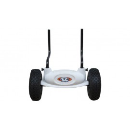 Carro kirool sit-on-top Rotomod