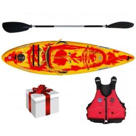 Pack kayak Paradise I Islander