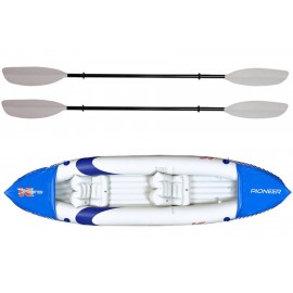 Pack Kayak hinchable Pioneer Kxone