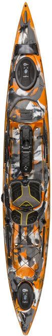 Trident 15 versión 2017 de Ocean Kayak