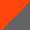 Naranja/Gris